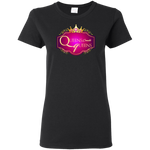 Queens Create Queens Ladies' T-Shirt T-Shirts- Warrior Design Co. | Quality Affordable Branding Solutions