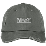 Duggan's Distillers Distressed Cap Hats- Warrior Design Co. | Quality Affordable Branding Solutions