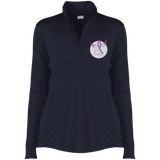 Angels of Las Vegas Women's Competitor 1/4-Zip Pullover Sweatshirts- Warrior Design Co. | Quality Affordable Branding Solutions