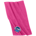 All Sports Recruiter Rally Towel Towels- Warrior Design Co. | Quality Affordable Branding Solutions