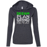 Dream Women's Hoodie T-Shirts- Warrior Design Co. | Quality Affordable Branding Solutions