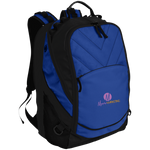 Moore Marketing Computer Backpack Bags- Warrior Design Co. | Quality Affordable Branding Solutions