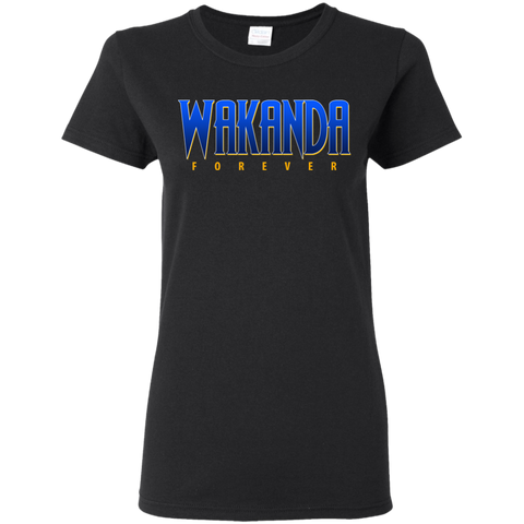 Wakanda Women's T-Shirt - Warrior Design Co. | Quality Affordable Branding Solutions