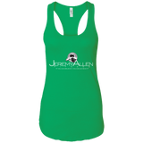 Jeremy Allen Women's Tank T-Shirts- Warrior Design Co. | Quality Affordable Branding Solutions