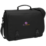 Moore Marketing Briefcase Bags- Warrior Design Co. | Quality Affordable Branding Solutions