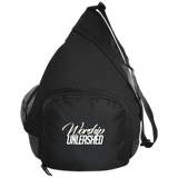 Worship Unleashed Active Sling Pack Bags- Warrior Design Co. | Quality Affordable Branding Solutions