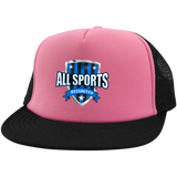 All Sports Recruiter with Snapback Hats- Warrior Design Co. | Quality Affordable Branding Solutions