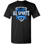 All Sports Recruiter T-Shirt T-Shirts- Warrior Design Co. | Quality Affordable Branding Solutions