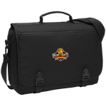 Vegas Lights Messenger Briefcase Bags- Warrior Design Co. | Quality Affordable Branding Solutions