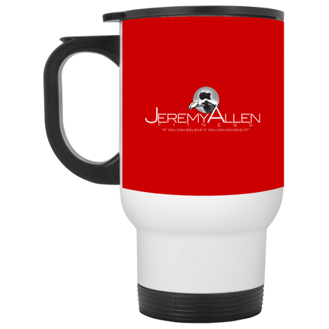 Jeremy Allen White Travel Mug