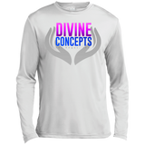 Divine Concepts Moisture Absorbing T-Shirt T-Shirts- Warrior Design Co. | Quality Affordable Branding Solutions