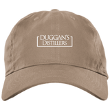 Duggan's Distillers Unstructured Cap Hats- Warrior Design Co. | Quality Affordable Branding Solutions