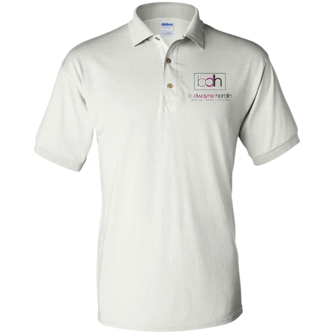 BDH Jersey Polo Shirt Polo Shirts- Warrior Design Co. | Quality Affordable Branding Solutions