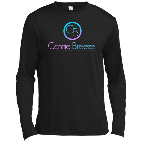 Connie Breeze Moisture Absorbing T-Shirt T-Shirts- Warrior Design Co. | Quality Affordable Branding Solutions