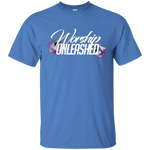 Worship Unleashed T-Shirt T-Shirts- Warrior Design Co. | Quality Affordable Branding Solutions
