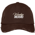 Worship Unleashed Distressed Cap