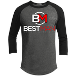 Best Man Sporty T-Shirt T-Shirts- Warrior Design Co. | Quality Affordable Branding Solutions