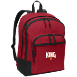 King Backpack Bags- Warrior Design Co. | Quality Affordable Branding Solutions