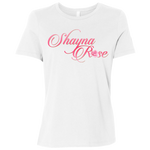 Shayna Rose Relaxed Short-Sleeve T-Shirt T-Shirts- Warrior Design Co. | Quality Affordable Branding Solutions