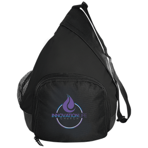 Innovation Life Sling Pack Bags- Warrior Design Co. | Quality Affordable Branding Solutions