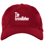 The Grandfather Unstructured Cap Hats- Warrior Design Co. | Quality Affordable Branding Solutions