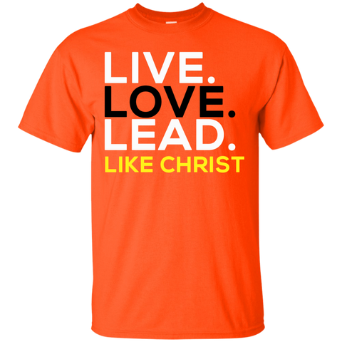CGM Orange T-Shirt - Warrior Design Co. | Quality Affordable Branding Solutions