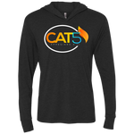Cat 5 Hooded T-Shirt T-Shirts- Warrior Design Co. | Quality Affordable Branding Solutions