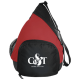 Cedric & Tyra Active Sling Pack Bags- Warrior Design Co. | Quality Affordable Branding Solutions
