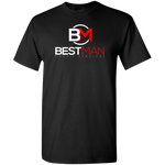 Best Man T-Shirt T-Shirts- Warrior Design Co. | Quality Affordable Branding Solutions