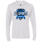 All Sports Recruiter Hooded T-Shirt T-Shirts- Warrior Design Co. | Quality Affordable Branding Solutions