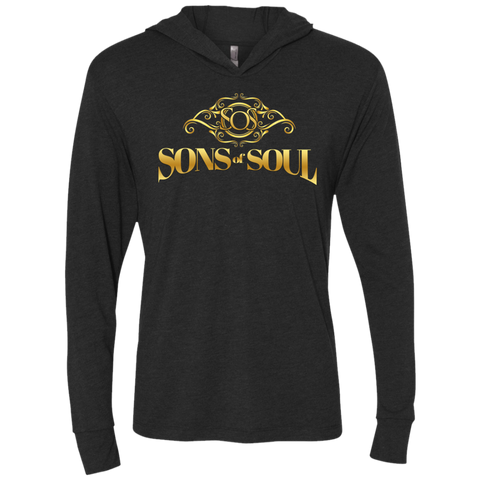 Sons of Soul Hooded T-Shirt T-Shirts- Warrior Design Co. | Quality Affordable Branding Solutions