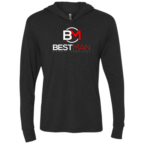 Best Man Hooded T-Shirt T-Shirts- Warrior Design Co. | Quality Affordable Branding Solutions
