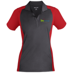 Life Change Women's Sport-Wick Polo Polo Shirts- Warrior Design Co. | Quality Affordable Branding Solutions