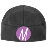 Moore Marketing Icon Fleece Beanie Hats- Warrior Design Co. | Quality Affordable Branding Solutions