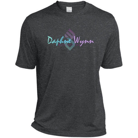 Daphne Wynn Ministries Moisture-Wicking T-Shirt T-Shirts- Warrior Design Co. | Quality Affordable Branding Solutions