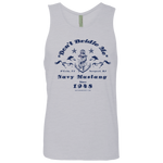 Mustang Men's Tank T-Shirts- Warrior Design Co. | Quality Affordable Branding Solutions