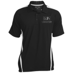 BDH Colorblock 3-Button Polo Polo Shirts- Warrior Design Co. | Quality Affordable Branding Solutions