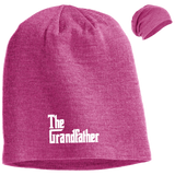 The Grandfather Slouch Beanie Hats- Warrior Design Co. | Quality Affordable Branding Solutions