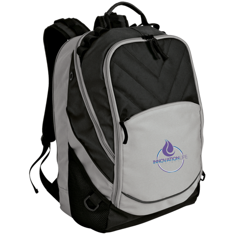 Innovation Life Computer Backpack - Warrior Design Co. | Quality Affordable Branding Solutions