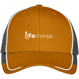 Life Change Mesh Back Cap Hats- Warrior Design Co. | Quality Affordable Branding Solutions