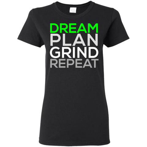 Dream Ladies T-Shirt T-Shirts- Warrior Design Co. | Quality Affordable Branding Solutions