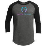Connie Breeze Sporty T-Shirt T-Shirts- Warrior Design Co. | Quality Affordable Branding Solutions