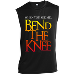 Bend the Knee Performance T-Shirt T-Shirts- Warrior Design Co. | Quality Affordable Branding Solutions