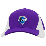 All Sports Recruiter Colorblock Hat Hats- Warrior Design Co. | Quality Affordable Branding Solutions
