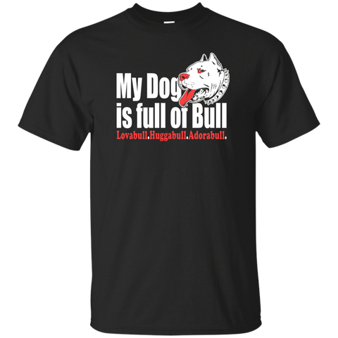 Pit Bull Men's T-Shirt T-Shirts- Warrior Design Co. | Quality Affordable Branding Solutions