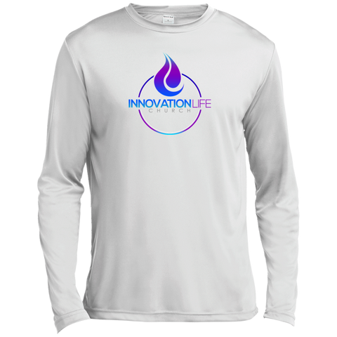 Innovation Life Men's Moisture Absorbing T-Shirt T-Shirts- Warrior Design Co. | Quality Affordable Branding Solutions