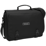Duggan's Distillers Messenger Briefcase Bags- Warrior Design Co. | Quality Affordable Branding Solutions