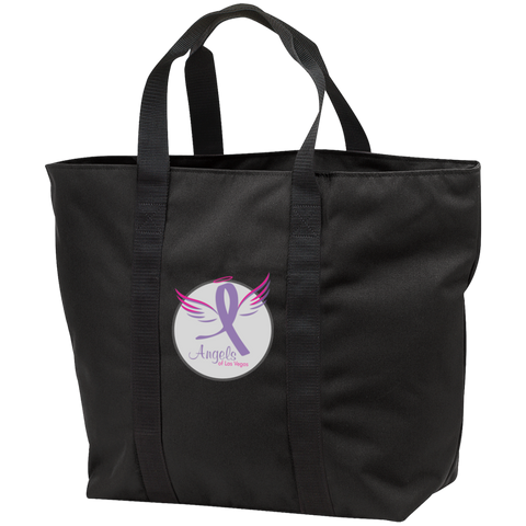 Angels of Las Vegas All Purpose Tote Bag Bags- Warrior Design Co. | Quality Affordable Branding Solutions