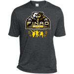 FINAO Moisture-Wicking T-Shirt T-Shirts- Warrior Design Co. | Quality Affordable Branding Solutions