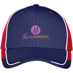 Moore Marketing Mesh Back Cap Hats- Warrior Design Co. | Quality Affordable Branding Solutions